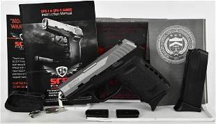 SCCY CPX-2 Gen 2 9mm Semi Auto Pistol