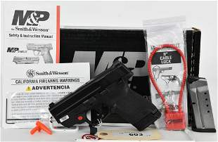 Brand New Smith & Wesson M&P Shield M2.0 W/ Laser