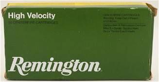 50 Rounds Of Remington .45 Auto +P Ammunition