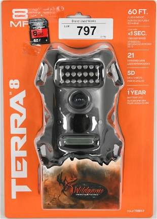 Wildgame Innovations Terra 8 Infrared Trail Camera