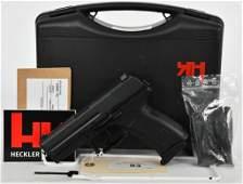 Heckler Koch HK P2000 V3 .40 S&W Pistol
