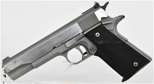 Scarce AMT Hardballer Semi Auto Pistol .45 ACP