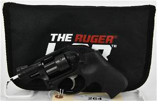 Ruger LCR .22 Magnum Double-Action Revolver