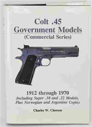 Colt .45 Government Models: Commercial Series :