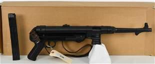German Sport Gun MP-40 9mm Semi Auto Pistol