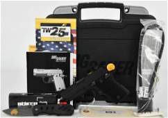 NEW Sig Sauer P238 USMC Special Edition .380 ACP