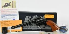 Heritage Rough Rider .22LR / .22 Magnum Combo