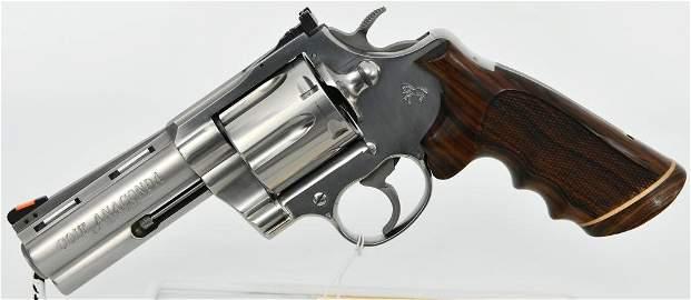 "Colt Anaconda Revolver .44 Magnum 4"" BBL"
