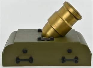 """C.A & Co 162 Lbs 2 5/8"""" Bore Black Powder Cannon"""