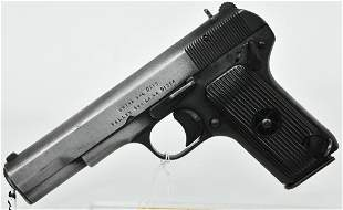 Chinese M54 Tokarev Semi Auto Pistol 9MM