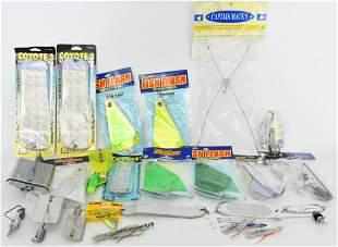 Huge Lot of Various Deep Sea Fishing Lures NEW