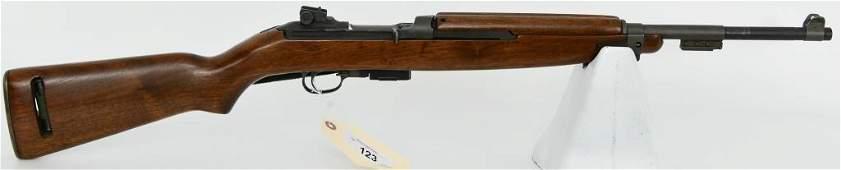 Winchester Marked M1 Carbine Semi Auto Rifle .30