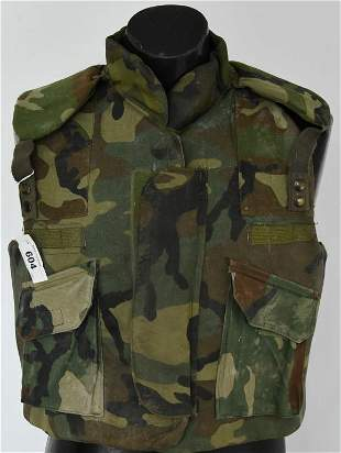 Body Armor, Fragmentation protective Vest Grd Troo