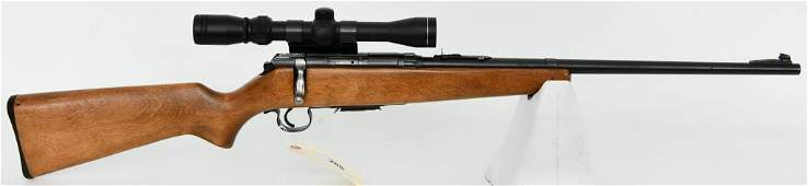 Savage Stevens Model 322A Bolt Rifle .22 Hornet