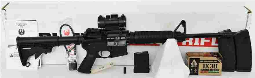Ruger AR-556 Semi Auto Rifle 5.56 NATO AR-15