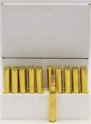 40 Rounds Of .30-06 Springfield Ammunition
