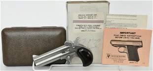 American Derringer Model 4 .357 Magnum / .38