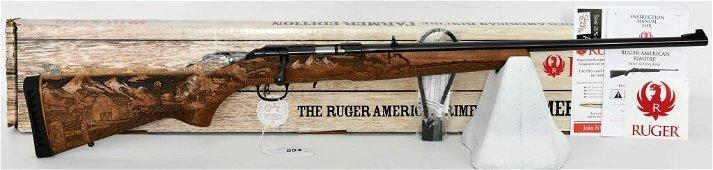 Brand New Ruger American Rimfire Farmer Edition