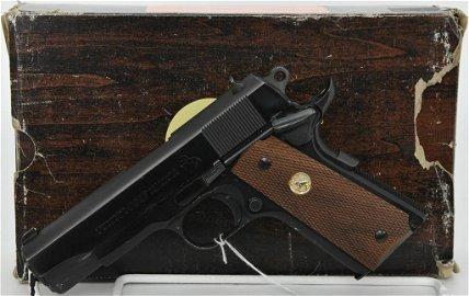 Colt Commander Model 1911 .45 ACP Semi Auto Pistol