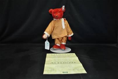 Steiff Teddy Bears of Witney Alfonzo 1908,