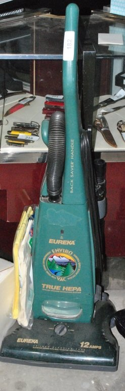 6 Eureka U Bravo Vacuum Bags, Bravo II