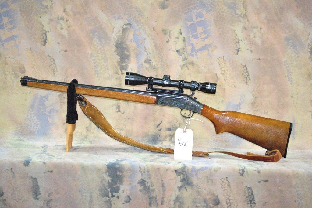H&R model 157 30-30 win Rifle w/Tasco Scope