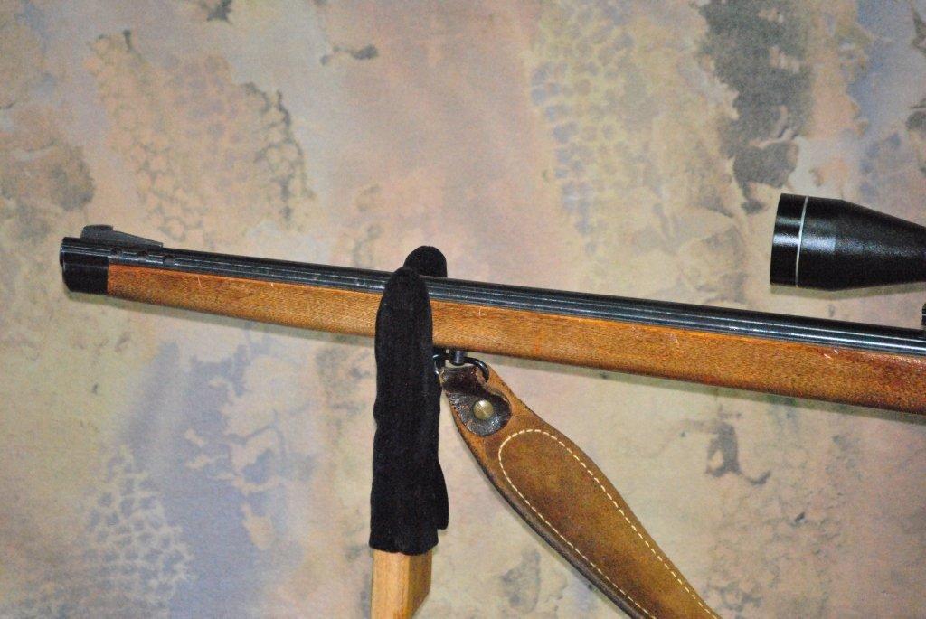 H&R model 157 30-30 win Rifle w/Tasco Scope - 2