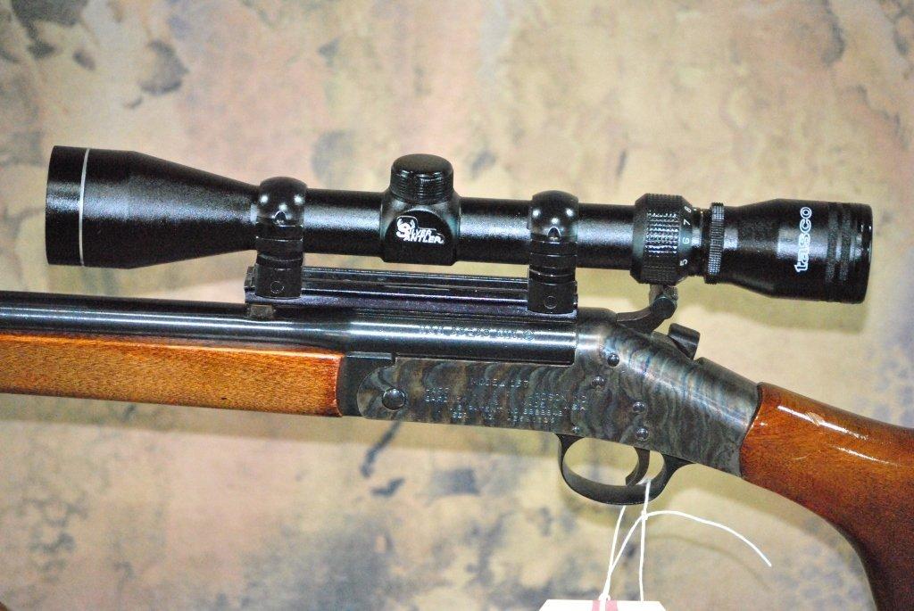 H&R model 157 30-30 win Rifle w/Tasco Scope - 5