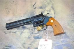 RARE Colt Diamondback .22 LR Revolver