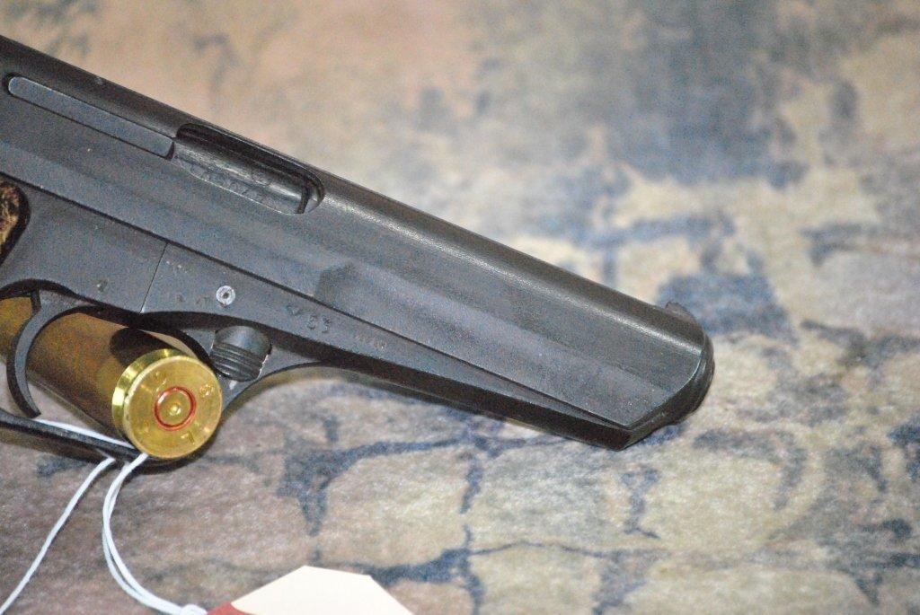 CZ 52 1953 Semi Automatic Pistol 7.62x25 w/holster - 5