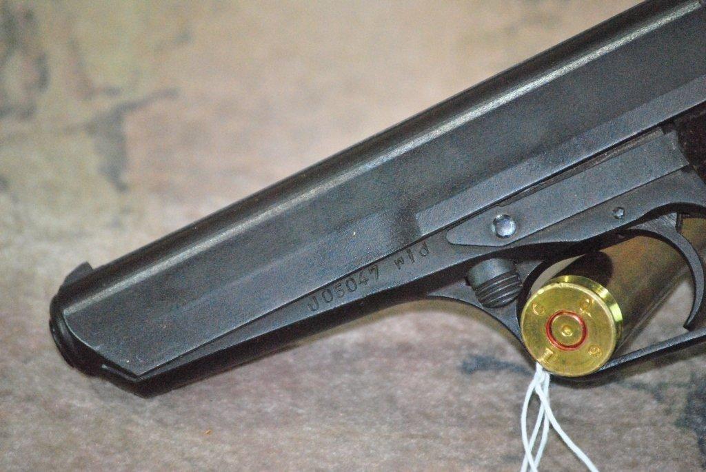 CZ 52 1953 Semi Automatic Pistol 7.62x25 w/holster - 8
