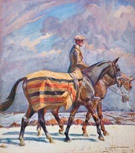 Lionel Dalhousie Robertson Edwards (1878-1966) British.