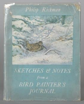 Philip Rickman. 'Sketches and Notes', Eyre &