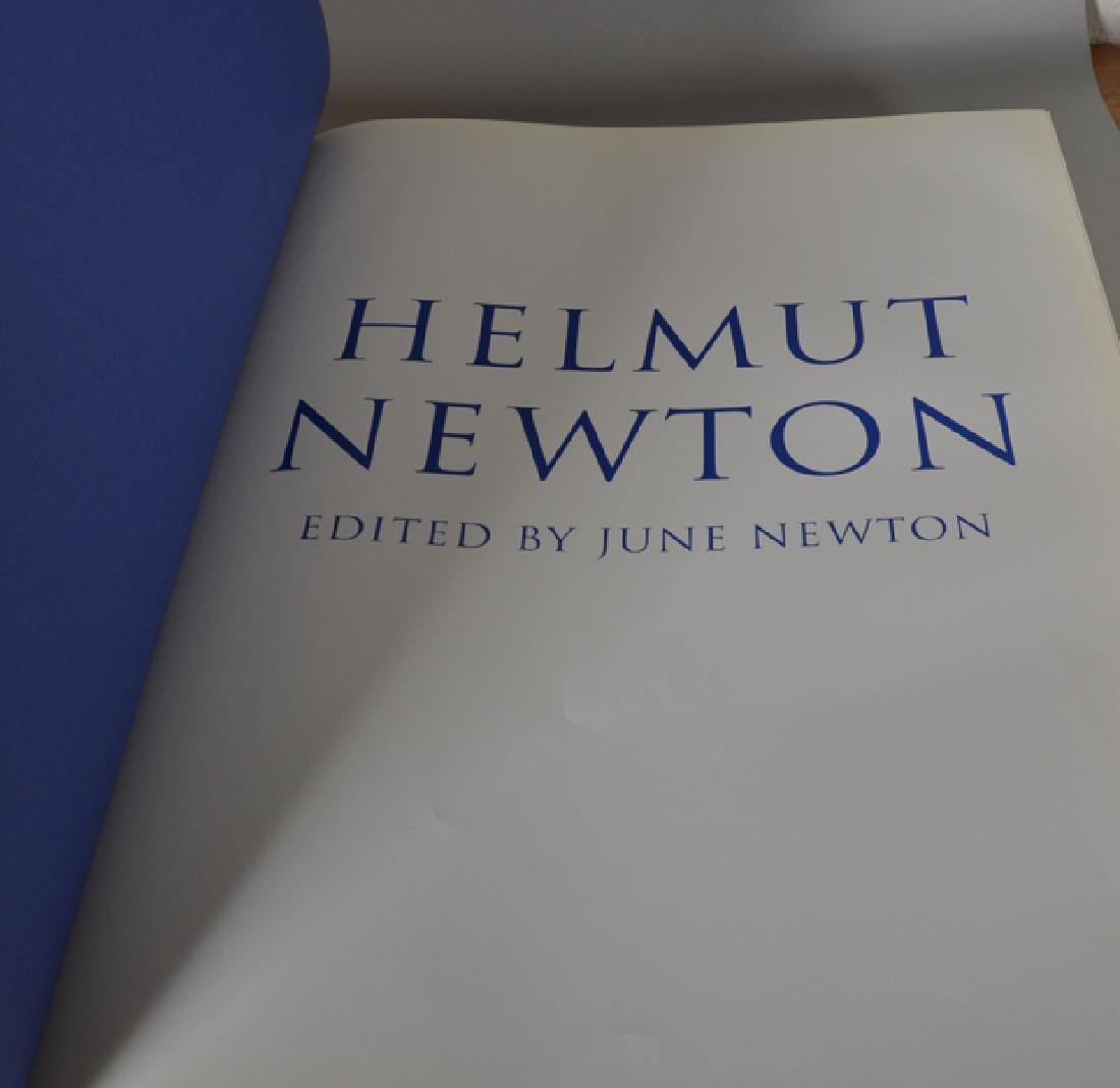 Helmut Newton (1920-2004) German-Australian. 'Helmut - 3
