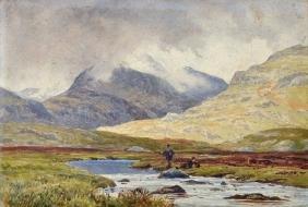 Robert Dobson (19th - 20th Century) British. A