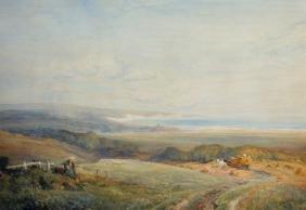 Robert Thorne Waite (1842-1935) British. The Adur