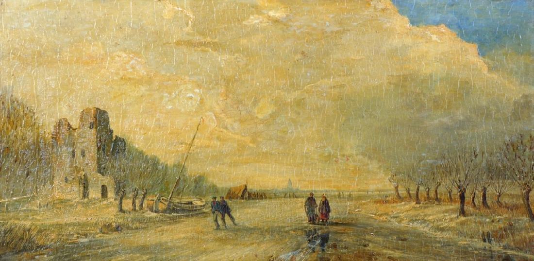 After Nicolaas Johannes Roosenboom (1805-1880) Dutch. A
