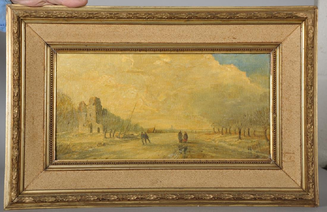 After Nicolaas Johannes Roosenboom (1805-1880) Dutch. A - 2