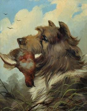William Walker Morris (act.1850-1871) British. Head of