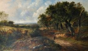 Joseph Thors (act.1863-1900) British. An Extensive