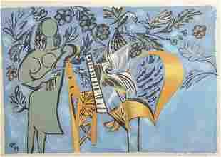 Ceri Geraldus Richards (1903-1971) British.