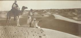 Lehnert & Landrock (20th Century) North African.