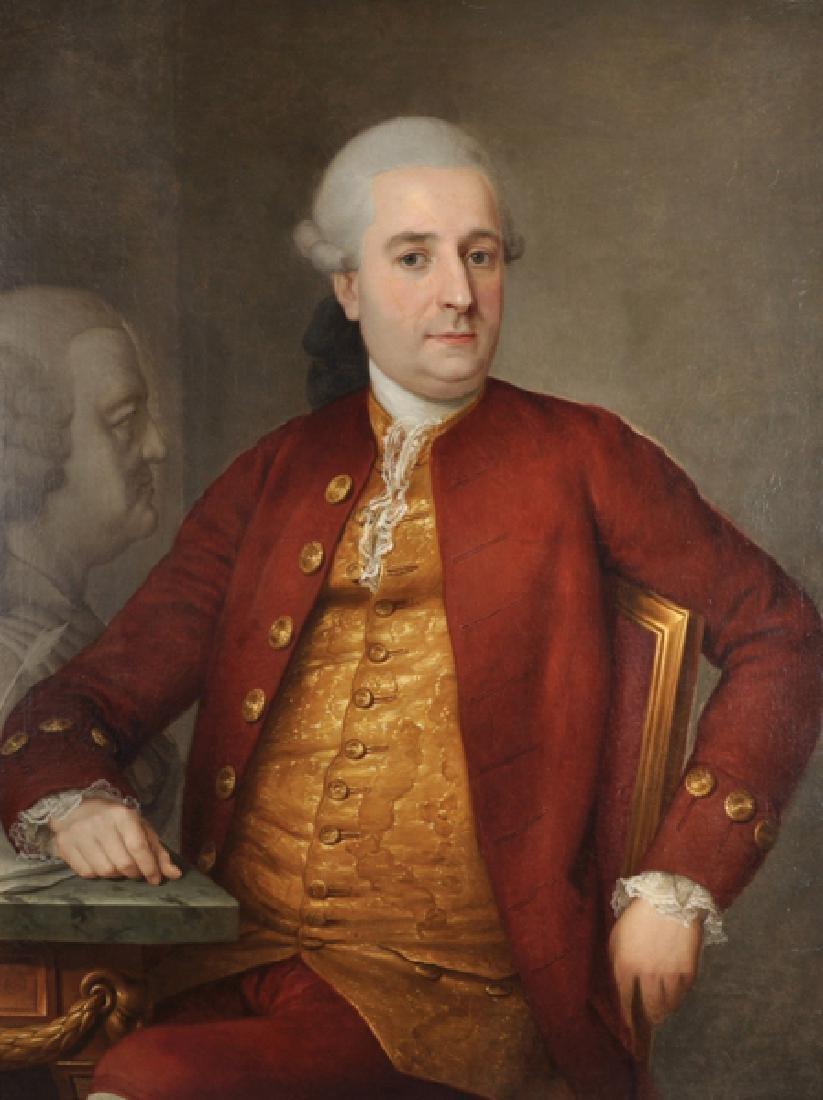 Attributed to Pompeo Girolamo Batoni (1708-1787)