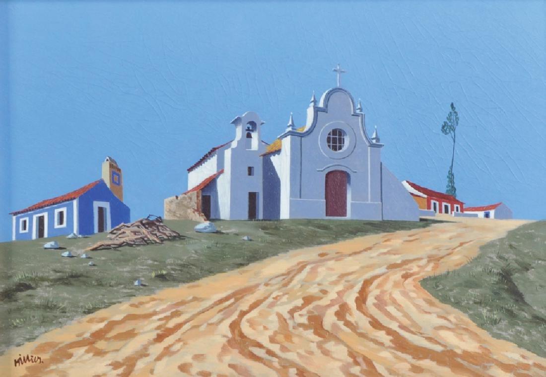 """Tristram Hillier (1905-1983) British. """"Nadadouro"""", 1947"""