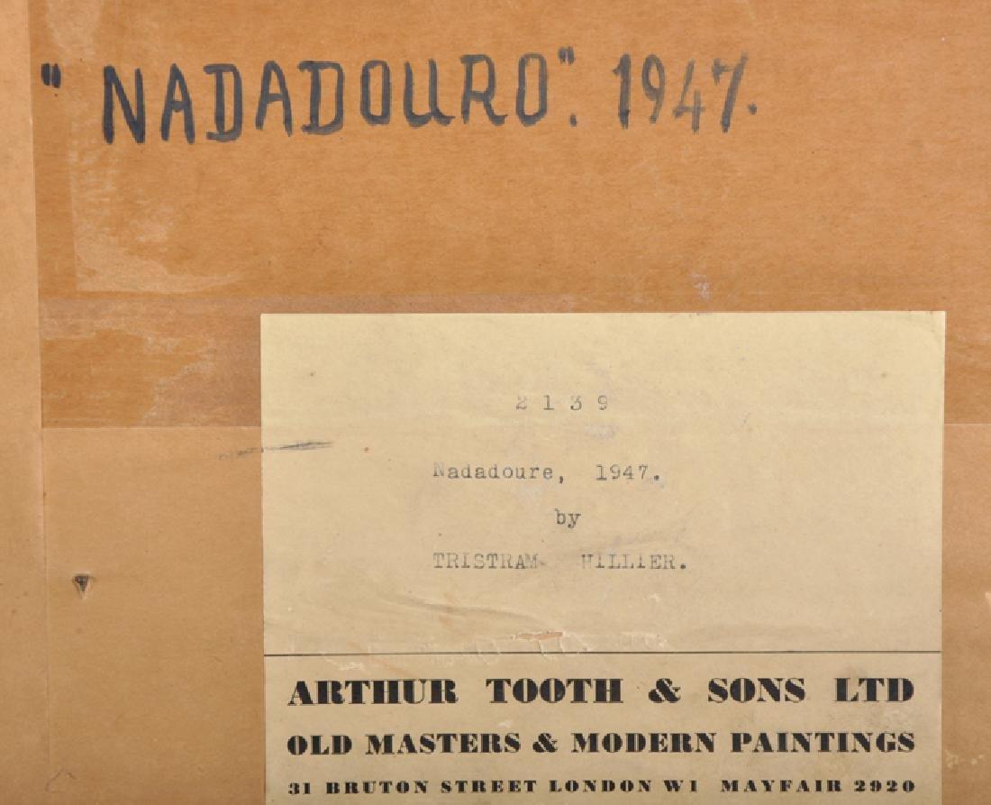 """Tristram Hillier (1905-1983) British. """"Nadadouro"""", 1947 - 2"""