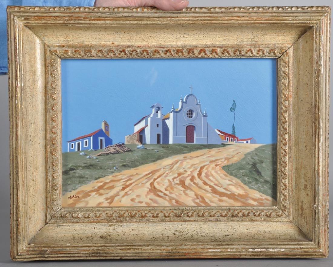 """Tristram Hillier (1905-1983) British. """"Nadadouro"""", 1947 - 3"""