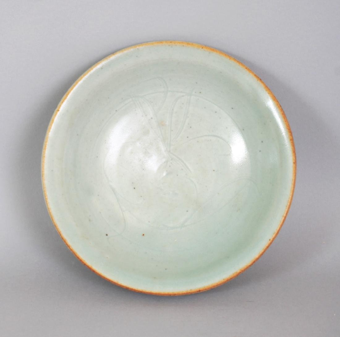 A CHINESE SONG/YUAN DYNASTY YINGQING PORCELAIN BOWL,