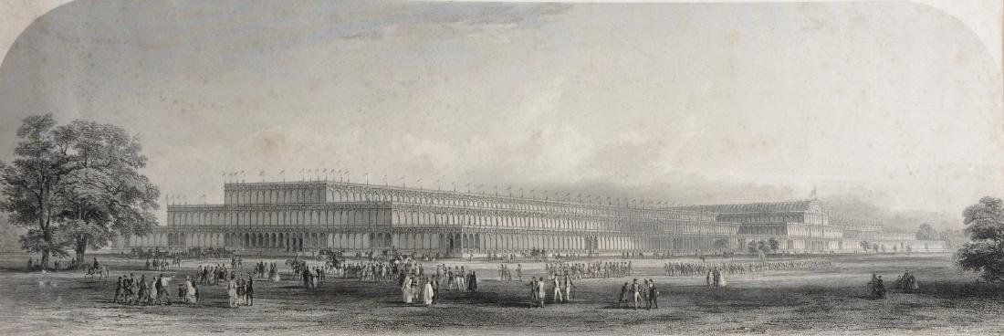 "Ebenezer Challis (act.c.1837-1863) British. ""Building"