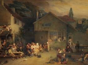 "Stephen Poyntz Denning (1795-1864) British. ""The"