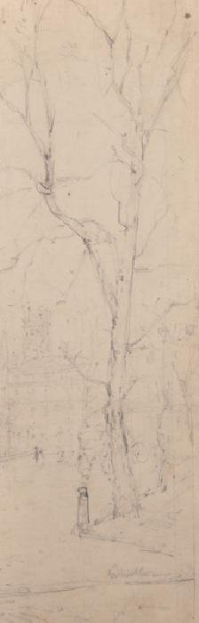 Circle of James Abbott McNeill Whistler (1834-1903)